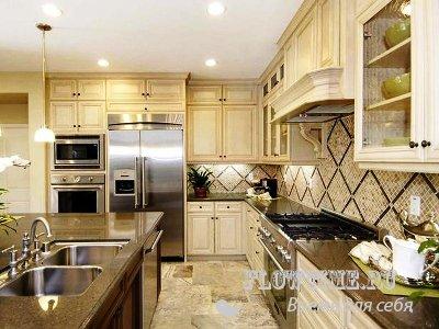 Дизайн комнаты кухни фото